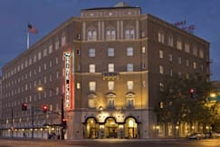 The Sainte Claire - San Jose, California -
