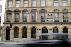 Old Bank Hotel - Oxford, United Kingdom -