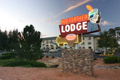Red Feather Lodge - Grand Canyon, Arizona -