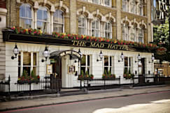 The Mad Hatter Hotel - London, United Kingdom -