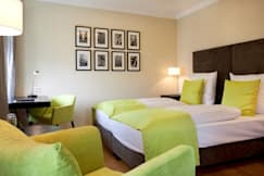 Hamburger Hof Hotel - Frankfurt, Germany -