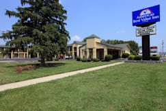 Americas Best Value Inn - Fayetteville, Tennessee -