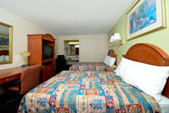 Americas Best Value Inn Nashville/South - Nashville, Tennessee - ext. Guest Room