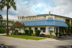 Blue Wave Motel - Clearwater, Florida -