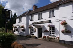 The White Horse hotel - Hertingfordbury, United Kingdom -
