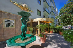 Hotel Villa Kastania - Berlin, Germany -