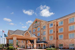 Country Inn &amp; Suites Oklahoma City North - Oklahoma City, Oklahoma - CountryInn&amp;Suites OklahomaCityN ExteriorDay