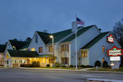 Country Inn & Suites By Carlson - Richmond, Virginia - CountryInn&Suites Richmond  ExteriorNight