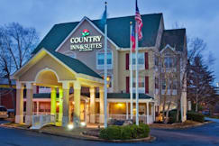 Country Inn &amp; Suites By Carlson - Lawrenceville, Georgia - CountryInn&amp;Suites Lawrenceville  ExteriorNight