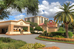International Palms Resort & Conf Center - Orlando, Florida - International Palms Resort Orlando Front