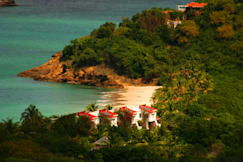 Coconut Beach Club - Antigua, Antigua and Barbuda - Birds Eye View