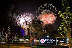 Red Lion Hotel Anaheim - Anaheim, California -
