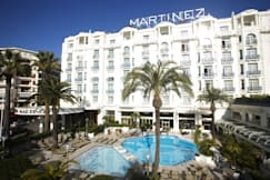 Grand Hyatt Cannes Hotel Martinez - Cannes, France - 