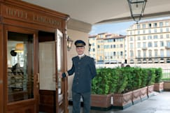 Hotel Lungarno - Florence, Italy - 