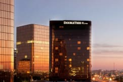 Doubletree Hotel Campbell Centre - Dallas, Texas -