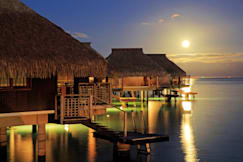 Hilton Moorea Lagoon Resort &amp; Spa - Papetoai, Tahiti &amp; French Polynesia - 