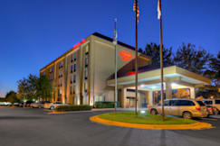 Hampton Inn - Cary, North Carolina - Exterior