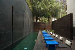 Hotel Brick - Mexico City, Mexico -