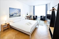 Jenatsch Apartments - Zurich, Switzerland -