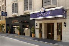 Harbor Court Hotel - San Francisco, California -