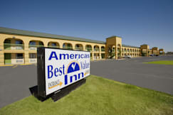 Americas Best Value Inn AT&T Center - San Antonio, Texas -