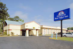 Americas Best Value Inn - Jackson, Mississippi - 