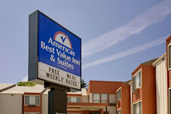 Americas Best Value Inn - Portland, Oregon -