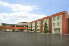 Best Western Golden Lion - Anchorage, Alaska - Exterior