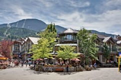 Crystal Lodge - Whistler, Canada -