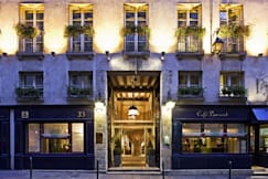 Hotel d'Aubusson - Paris, France -