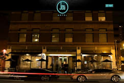 The Jet Hotel - Denver, Colorado - 
