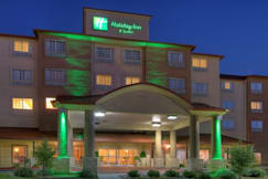 Holiday Inn & Stes ABQ Arpt-Univ Area - Albuquerque, New Mexico -