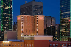 Crowne Plaza Hotel Dallas Downtown - Dallas, Texas - 
