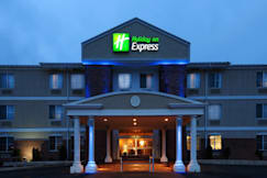 Holiday Inn Express Owassook - Owasso, Oklahoma -