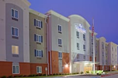 Candlewood Suites Houston I-10 E - Houston, Texas -