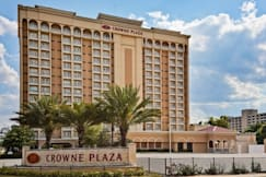 Crowne Plaza Hotel Orlando Downtown - Orlando, Florida - 