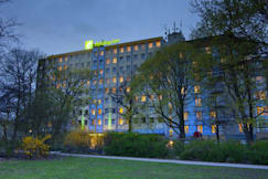 Holiday Inn Berlin-Mitte - Berlin, Germany - 