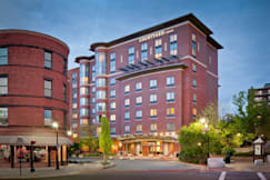 Courtyard by Marriott - Brookline, Massachusetts -