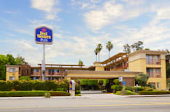 Best Western Plus Eagle Rock Inn - Los Angeles, California -