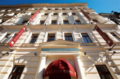 Best Western Premier Hotel Royal Palace - Prague, Czech Republic - Exterior