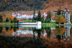 The Balsams Grand Resort Hotel - Dixville Notch, New Hampshire -