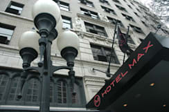 Hotel Max - Seattle, Washington - 