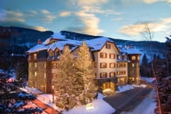 Tivoli Lodge at Vail - Vail, Colorado -