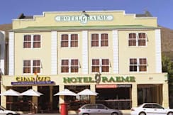 Graeme Hotel - Cape Town, South Africa -