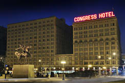 Congress Plaza Hotel - Chicago, Illinois -
