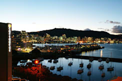 Copthorne Hotel Wellington Oriental Bay - Wellington, New Zealand -