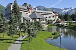 The Hotel Alyeska - Girdwood, Alaska -