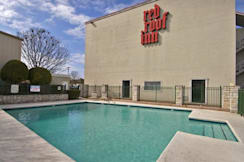 Red Roof Inn Austin North - Austin, Texas -