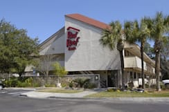 Red Roof Inn Jacksonville Airport - Jacksonville, Florida -