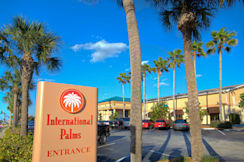 International Palms Resort & Conf Center - Cocoa Beach, Florida - Exterior
